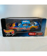 Hot Wheels Mattel 1999 Diecast 1/24 & Box Nascar Race Day Deluxe Kyle Pe... - $21.73