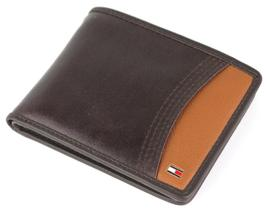 Tommy Hilfiger Men's Premium Leather Credit Card ID Wallet Passcase 31TL220014 image 6