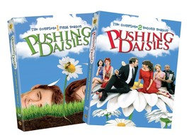 Pushing Daisies Complete Series Seasons 1-2 DVD SET Collection TV Show L... - $49.49