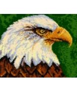 Latch Hook Rug Pattern Chart: EAGLE - EMAIL2u - $5.75