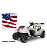 Golf Cart Hood Graphics Kit Decal Sticker Wrap For EZ-Go TXT 1994-2013 U... - $69.25