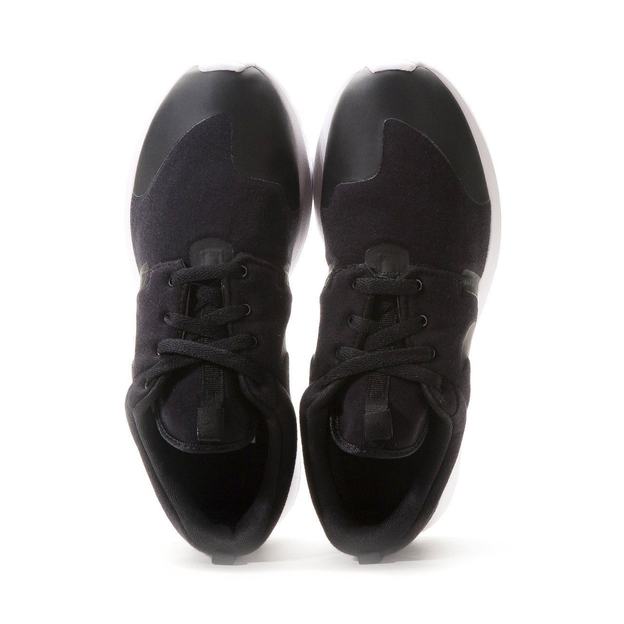 Nike Roshe NM TP Tech Fleece Pack Men's Trainers Shoes In Black 749658-001