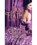 A Wedding Wager by Jane Feather (2011, Hardback) Historical Romance - $8.00