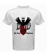 DAD Law White T-Shirt - $16.99