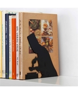NEW Bookend Atr books Shelf Stends X2 cook Original Design Home Office R... - $53.00