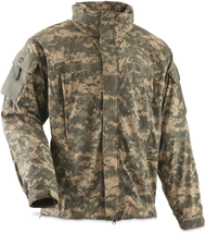 New U.S. Army ECWCS Gen 3 Level 5 Soft Shell Jacket, (Large) - $116.76