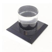 Black Acrylic Stick-On Mirror Knob - $9.95