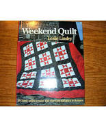The Weekend Quilt by Leslie Linsley  - $8.00