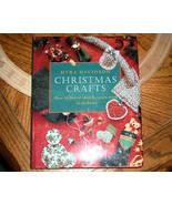 Christmas Crafts by Myra Davidson 50 Festive Projects - $5.00