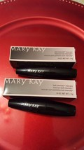 BRAND NEW & FRESH Mary Kay Lash Intensity Mascara Mini Lot of 2 Free Shi... - $12.82
