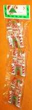 Misco Plastic Christmas Tree Ornaments 6 Pieces #X6579-2 UPC:031462539630 - $7.53
