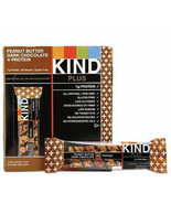 Kind Peanut Dark Chocolate Plus Protein, Case, 12 pack nutrition snack bar - $31.99