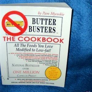Butter Busters The Cookbook by Pam Mycoskie