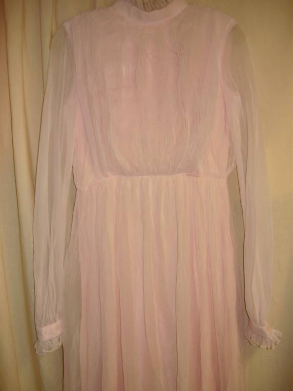 Pink Gown for Mother of Bride or Other Formal Affair Size-S/M