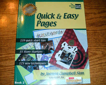 Quick & Easy Pages Scrapbook Storytelling