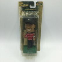 PLAYMAKERS TIGER WOODS THE MAJORS 2002 US OPEN BOBBLEHEAD  - $19.79