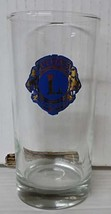 """Lions Club International Collectible Glass 5 1/2"""" X 2 1/2"""" - $12.73"""