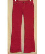Chip and Pepper Red Jeans-1 - $18.48