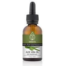 Aloe Vera oil 1oz/30ml - $15.00