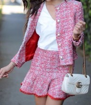 Bnwt Zara Textured Weave Cardigan Jacket With Frayed Detail S.M REF.2088/890 - $77.59