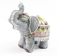 """Feng Shui 4.5""""(H) Elephant Wealth Lucky Figurine Home Decor Housewarming... - $16.21"""