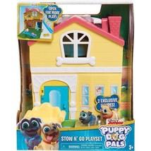 Disney Junior Puppy Dog Pals Stow N' Go Playset - $15.99