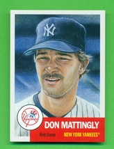 2018 Topps Living Set # 85 Don Mattingly New York Yankees - $8.99