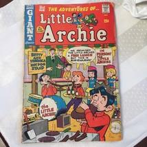 Little Archie Giant Comics #51 Comic Book 51st Issue Fair Jan. 1969 - $3.53