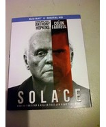 Solace (2017) Blu-ray + Digital HD Code--New & Sealed - $22.00