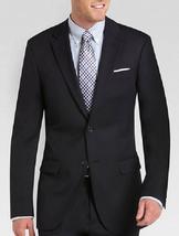 Tommy Hilfiger Black Solid Classic-Fit  Blazer, Size 40L - $138.59