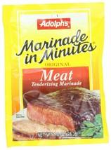 Adolph's Original Meat Tenderizing Marinade, 1-Oz (Pack of 12) - $21.65