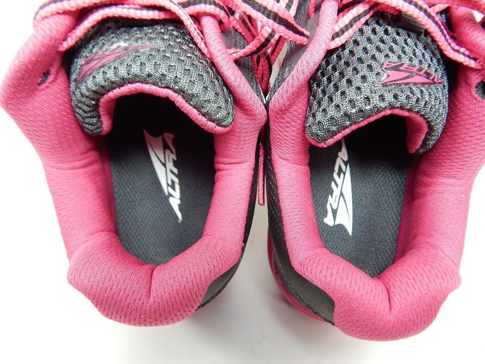 Altra Torin 2.5 Size 6.5 M (B) EU 37.5 Women's Running Shoes Grey / Rasberry