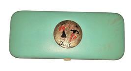 Vintage Rosenfeld Israel Manicure Set Luxury Wallet 1960-70's Israeliana