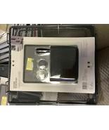 "U-Brands Magnetic Locker Accessory Starter Kit -w/ 10"" Shelf- Black - $5.75"
