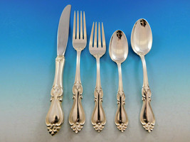Queen Elizabeth I by Towle Sterling Silver Flatware Set for 12 Service 67 pieces - $5,995.00