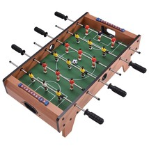 "27"" Indoor Competition Game Foosball Table w/ Legs - $45.54"