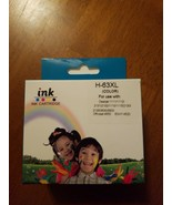 Color Ink for HP 63XL Ink Cartridge HP DeskJet,officejet,envy (Read desc... - $16.34