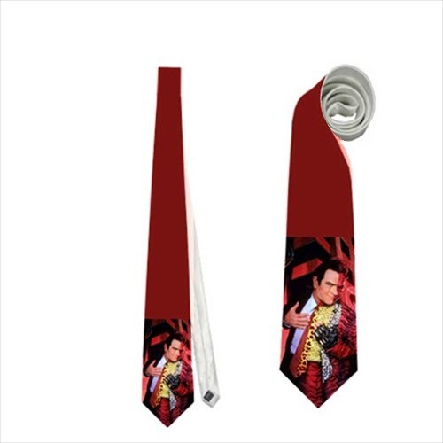 necktie batman two face neck tie