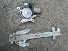 Passenger Right Power Window Motor Rear Fits 00-03 MAXIMA 473662 - $77.22