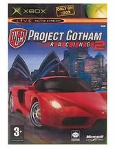 Project Gotham Racing 2 (Microsoft Xbox, 2003) - European Version - $13.00