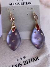 Alexis Bittar Light Purple Lucite Earrings - €195,50 EUR