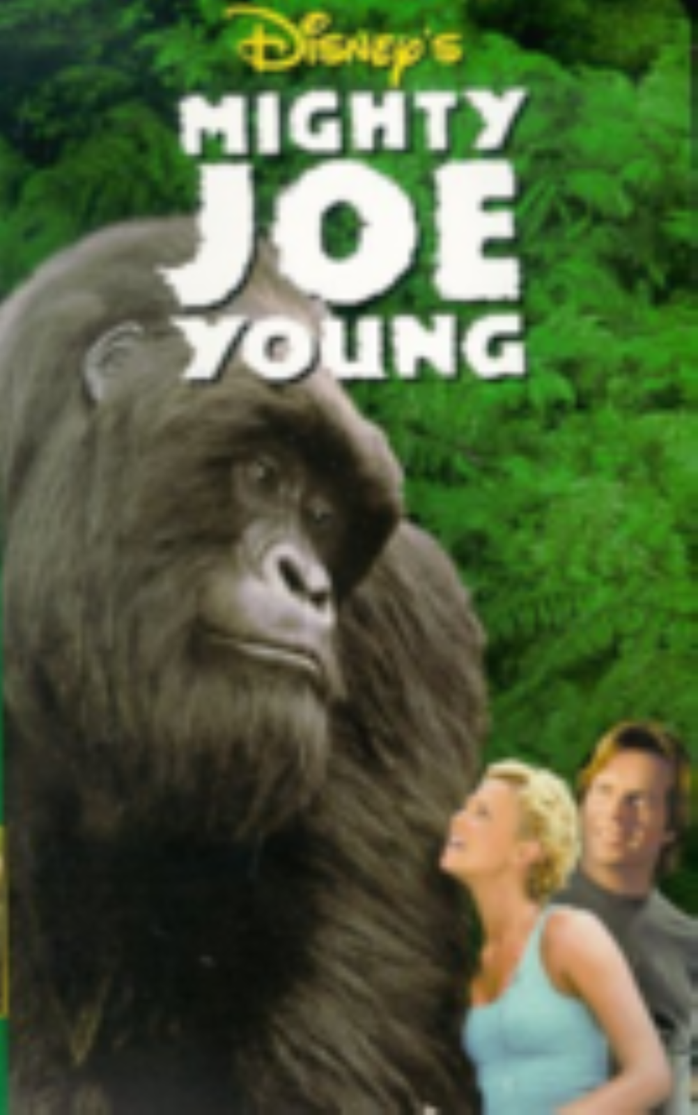 Mighty Joe Young  Vhs