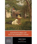 Adventures of Huckleberry Finn (Norton Critical Editions) [Paperback] Tw... - $11.87