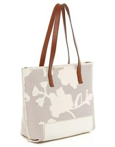 Fossil Madison Perforated Leather Handbag Tote NWT - $125.00