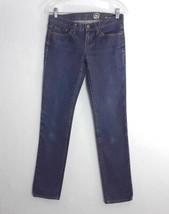 Gap Womens Slim Skinny Jeans Sz 2 Reg Limited Edition Stretch Med wash Low rise - $17.81