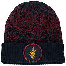 NEW ERA NBA On Court Cleveland Cavaliers white or blue Knit Beanie Adult... - $20.43