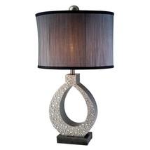 30.5 in. Silver Twilight Table Lamp ORE K-4249T - $138.58