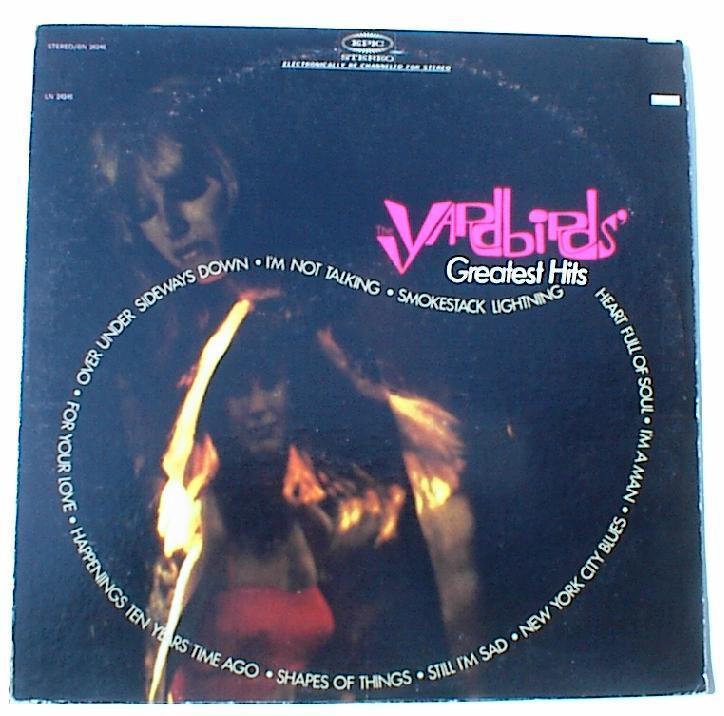 Album yardbirds gh.1