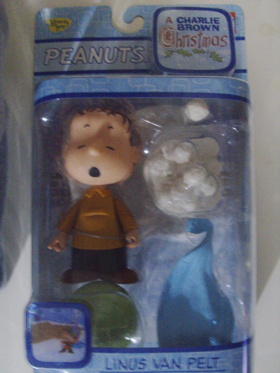 Memory Lane Peanuts A Charlie Brown Christmas Linus Van Pelt ( Snoopy ) - New