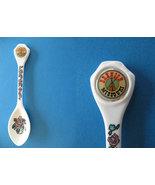 BRANSON MISSOURI Souvenir Collector Spoon Collectible Vintage FLOWERS Po... - $6.95
